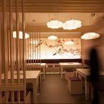 фото Интерьера японского ресторана от 07.08.2017 №050 - interior of a Japanese restauran
