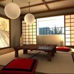 фото Интерьера японского ресторана от 07.08.2017 №051 - interior of a Japanese restauran