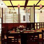 фото Интерьера японского ресторана от 07.08.2017 №055 - interior of a Japanese restauran