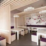 фото Интерьера японского ресторана от 07.08.2017 №059 - interior of a Japanese restauran