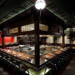 фото Интерьера японского ресторана от 07.08.2017 №067 - interior of a Japanese restauran