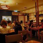 фото Интерьера японского ресторана от 07.08.2017 №068 - interior of a Japanese restauran