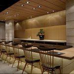 фото Интерьера японского ресторана от 07.08.2017 №072 - interior of a Japanese restauran