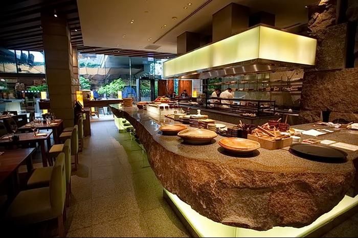 contemporary japanese restaurant zuma - HD1600×900