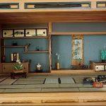 фото Интерьер японского дома от 11.08.2017 №005 - Interior of a Japanese house