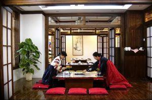 фото Интерьер японского дома от 11.08.2017 №006 - Interior of a Japanese house