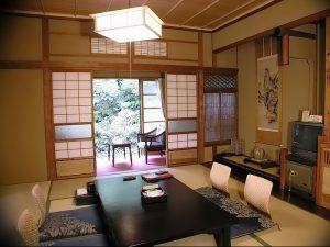 фото Интерьер японского дома от 11.08.2017 №009 - Interior of a Japanese house