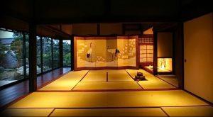 фото Интерьер японского дома от 11.08.2017 №010 - Interior of a Japanese house