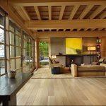фото Интерьер японского дома от 11.08.2017 №012 - Interior of a Japanese house