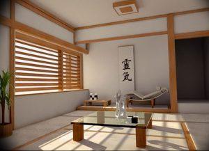 фото Интерьер японского дома от 11.08.2017 №013 - Interior of a Japanese house