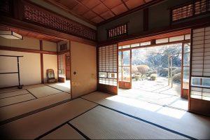 фото Интерьер японского дома от 11.08.2017 №016 - Interior of a Japanese house