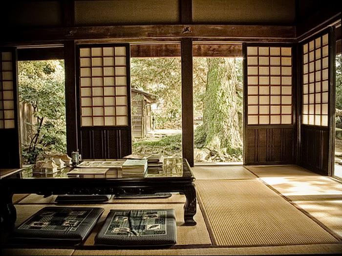 фото Интерьер японского дома от 11.08.2017 №017 - Interior of a Japanese house