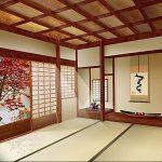 фото Интерьер японского дома от 11.08.2017 №021 - Interior of a Japanese house