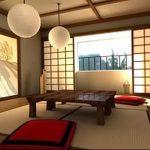 фото Интерьер японского дома от 11.08.2017 №025 - Interior of a Japanese house