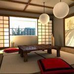 фото Интерьер японского дома от 11.08.2017 №027 - Interior of a Japanese house