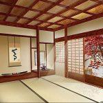 фото Интерьер японского дома от 11.08.2017 №034 - Interior of a Japanese house