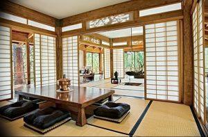 фото Интерьер японского дома от 11.08.2017 №040 - Interior of a Japanese house