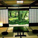 фото Интерьер японского дома от 11.08.2017 №041 - Interior of a Japanese house