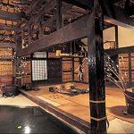 фото Интерьер японского дома от 11.08.2017 №043 - Interior of a Japanese house