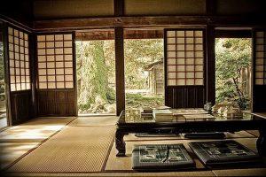 фото Интерьер японского дома от 11.08.2017 №045 - Interior of a Japanese house