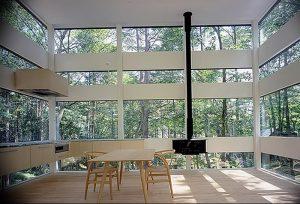 фото Интерьер японского дома от 11.08.2017 №053 - Interior of a Japanese house