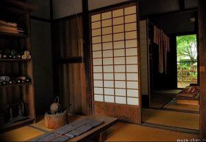 фото Интерьер японского дома от 11.08.2017 №055 - Interior of a Japanese house