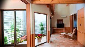 фото Интерьер японского дома от 11.08.2017 №060 - Interior of a Japanese house
