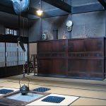 фото Интерьер японского дома от 11.08.2017 №061 - Interior of a Japanese house