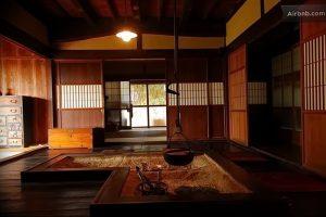 фото Интерьер японского дома от 11.08.2017 №073 - Interior of a Japanese house