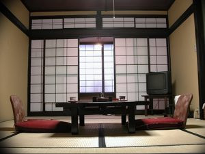 фото Интерьер японского дома от 11.08.2017 №075 - Interior of a Japanese house
