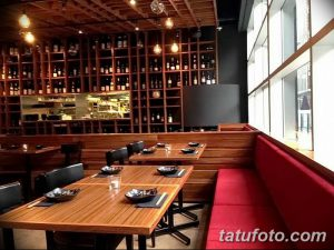 фото Интерьер японской кухни от 19.08.2017 №001 - Interior of Japanese kitchen