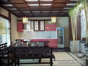фото Интерьер японской кухни от 19.08.2017 №002 - Interior of Japanese kitchen