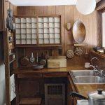фото Интерьер японской кухни от 19.08.2017 №007 - Interior of Japanese kitchen
