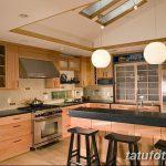 фото Интерьер японской кухни от 19.08.2017 №008 - Interior of Japanese kitchen