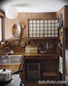 фото Интерьер японской кухни от 19.08.2017 №012 - Interior of Japanese kitchen