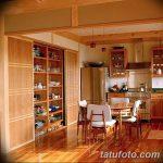 фото Интерьер японской кухни от 19.08.2017 №015 - Interior of Japanese kitchen