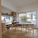фото Интерьер японской кухни от 19.08.2017 №017 - Interior of Japanese kitchen
