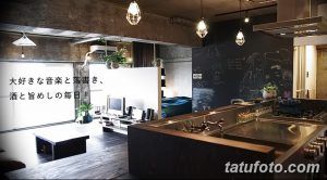 фото Интерьер японской кухни от 19.08.2017 №018 - Interior of Japanese kitchen