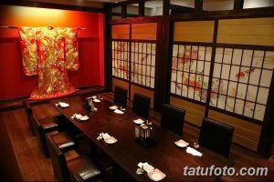 фото Интерьер японской кухни от 19.08.2017 №025 - Interior of Japanese kitchen