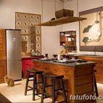 фото Интерьер японской кухни от 19.08.2017 №028 - Interior of Japanese kitchen