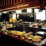 фото Интерьер японской кухни от 19.08.2017 №034 - Interior of Japanese kitchen