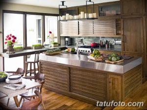 фото Интерьер японской кухни от 19.08.2017 №042 - Interior of Japanese kitchen