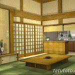 фото Интерьер японской кухни от 19.08.2017 №046 - Interior of Japanese kitchen