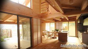 фото Интерьер японской кухни от 19.08.2017 №047 - Interior of Japanese kitchen