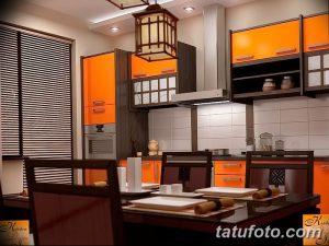 фото Интерьер японской кухни от 19.08.2017 №048 - Interior of Japanese kitchen
