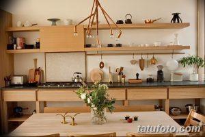 фото Интерьер японской кухни от 19.08.2017 №051 - Interior of Japanese kitchen
