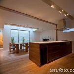 фото Интерьер японской кухни от 19.08.2017 №059 - Interior of Japanese kitchen