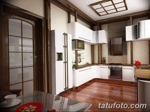 фото Интерьер японской кухни от 19.08.2017 №060 - Interior of Japanese kitchen