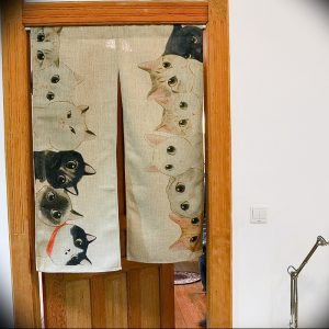фото Японские шторы от 16.08.2017 №011 - Japanese Curtains