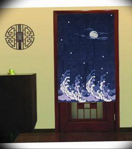 фото Японские шторы от 16.08.2017 №013 - Japanese Curtains